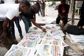 Nigerian Newspapers DP
