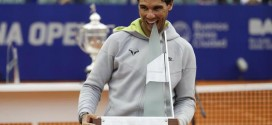 Tennis: Rafael Nadal Wins Argentine Open Equals Record
