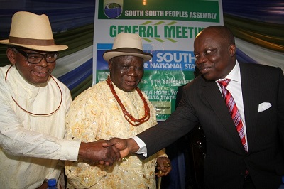 A Vote For Jonathan Is A Vote For A New Nigeria - SSPA