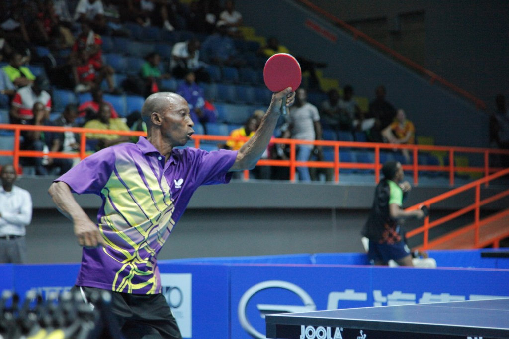 Table tennis veteran taofik maya ousted ojo onaolapo - African table tennis federation ...