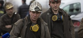 Ukraine Gas Blast 'Kills 33′ At Zasyadko Coal Mine