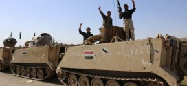 Iraq Army And Shi'ite Militias Launch Attacks On North Of Baghdad