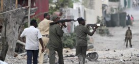 Somali Special Forces Breaks Into Hotel Compound, Battle Militants