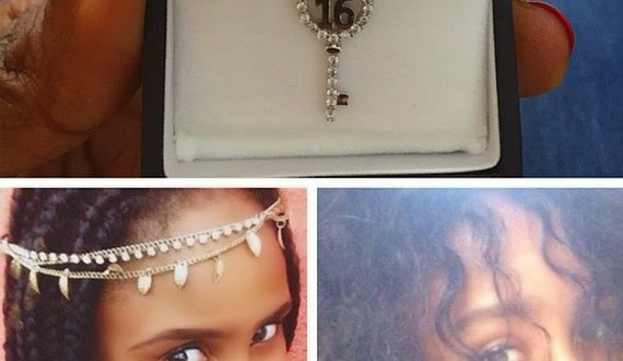 See Waje's Sweet Message To Her Daughter As She Marks Her Birthday Today!!!