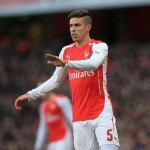 Gabriel Paulista Out for Three Weeks With Hamstring Injury. Image: Getty.