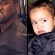Like Father, Like Daughter: See Photo Of Kanye West's Baby, North West Scowling Exactly Like Her Father