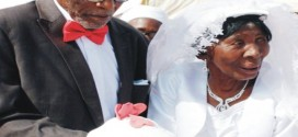 107-Year-Old Man Weds 95-Year-Old Woman In Plateau