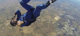 Man Has Seizure While Skydiving At 9,000 Feet [VIDEO]