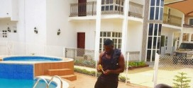 Timaya Shows Off His Massive Multimillion Mansion [PHOTOS]
