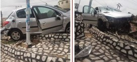 Photos: Accident along Niger Government Office