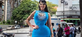 Venezuelan Model Wears Corset 23 Hours A Day For Extreme Hourglass Figure [PHOTO]