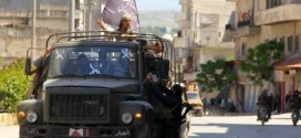 Syria Conflict Continues As Islamists Capture Jisr Al-Shughur