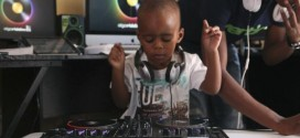 Meet Two-Year-Old DJ AJ Who Is Taking South Africa By Storm