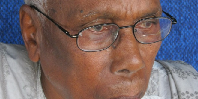 85-year-old Ahmed Joda To Head Buhari's Transition Committee