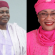 Hope dims for 'Mama Taraba' as PDP candidate in early lead