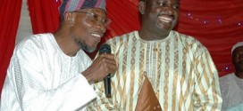 Aregbesola hails Adesina's re-election as NGE President, seeks Media collaboration in sustaining Democracy