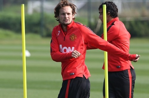 Man Utd Defender Rafael Out For The Rest Of The Season
