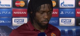 Gervinho Out for Three Weeks With Muscle Injury