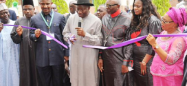 Jonathan Commissions N600 million CAN resort in Abuja