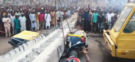 Collapsed pedestrian bridge: Contractor must pay compensation to victims' families – Kwankwaso vows