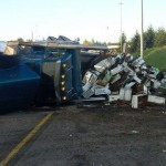 Washington-truck-crash-releases-millions-of-bees