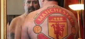 Check Out Top 10 Craziest Football Fans And Their Tattoos