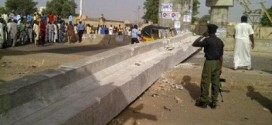 Seven killed in Kano Pedestrian bridge collapse – Police