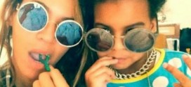 Mother & Daughter: Adorable Pic Of Beyonce And Blue Ivy…