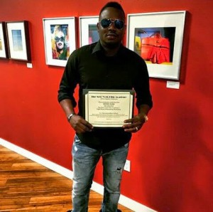 Dr. Sid now a graduate of New York Film Academy
