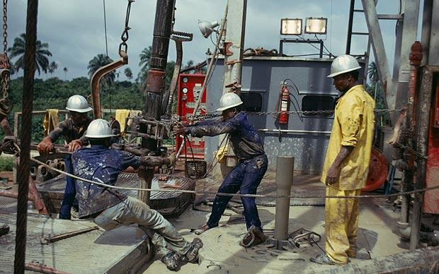 Image result for nigeria oil exploration in Lake Chad Basin