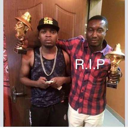 Olamide Mourns The Death Of His Close Friend, Bayo