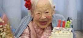 Misao Okawa, world's oldest person dies today at 117