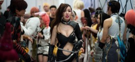 China Cracks Down On Cleavage Exposure At Cosplay Convention
