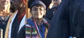 Only A Year After High School, 11-Year-Old California Boy Graduates With Three Degrees