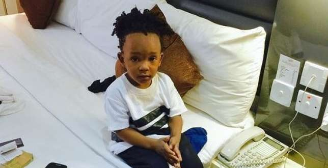 Mr. 2Kay Shares Photo Of His 2-Year-Old Son, Wealth David