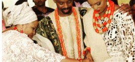 Photos: Son of Pastor Wale Adefarasin of Guiding Light Assembly weds