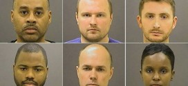 Baltimore Grand Jury Charge All Six Officers Involved In Gray Case