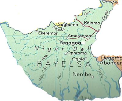 Youths Shut Down Flow Stations At OML 29 In Bayelsa