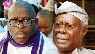 NDLEA Siege: I've Nothing To Do With Kashamu's Ordeal – Bode George - INFORMATION NIGERIA