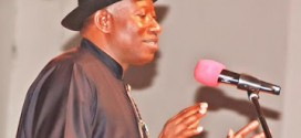 """I wasn't interested in politics"" – GEJ 