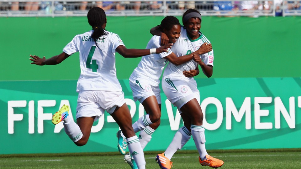 U20 World cup; Nigerians Roll Out Supports For Falconets