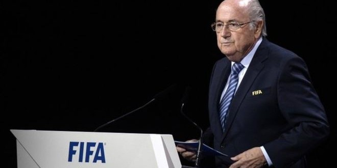 Amid Fifa Corruption Scandal, Blatter And Ali Vie For Presidency