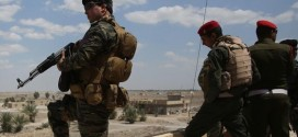 Iraq Launch Counterattack Against ISIS Near Ramadi