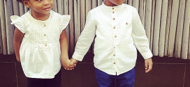 Paul Okoye Shares Adorable Photo Of His Son And Niece