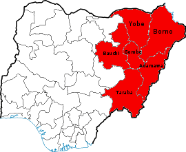 Image result for northeast nigeria