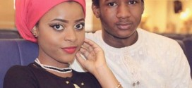 President Buhari's Handsome Son, Yusuf Shows Off His Beautiful Girlfriend | PHOTO