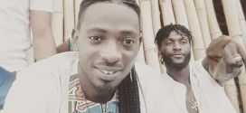 May D And Adebayor Hang Out Somewhere….. [PHOTO]