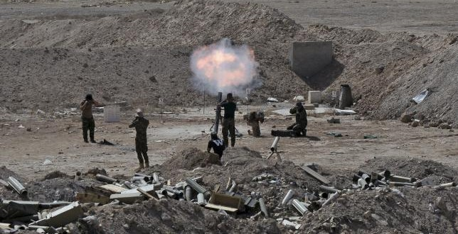 Military Operation Begins To Liberate Iraq's Anbar Province From Islamic State