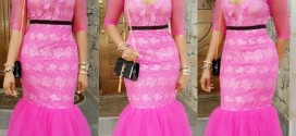 Checkout Rukky Sanda's Drop-Dead Gorgeous Look For A Wedding