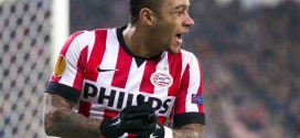 United Reach Agreement With PSV For Memphis Depay.mImage: Getty.
